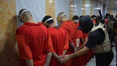 Photo of العراق ينفذ حكم الإعدام في 21 إرهابياً