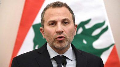 Photo of عقوبات أمريكية على الوزير اللبناني السابق جبران باسيل