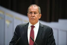 "Photo of لافروف يعلق على رفض ""الولايات المتحدة"" المشاركة في مؤتمر دمشق حول اللاجئين"