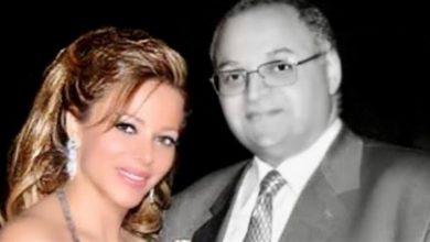 """Photo of الموت يُفجع """"سوزان نجم الدين"""" بزوجها"""