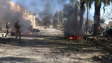 Photo of قتلى وجرحى بانفجار استهدف حاجز للفصائل الإرهابية في ريف مدينة رأس العين