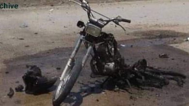 Photo of A civilian martyred in explosion of boob-trapped motorcycle in Aleppo countryside