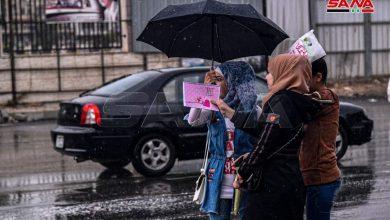 Photo of المنخفض مستمر.. وتوقعات بهطولات ثلجية ممزوجة بالأمطار بريف دمشق