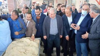 Photo of تعطل فرن الزهراء في حمص أثناء تدشينه