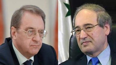 Photo of Bogdanov: Al-Moallem greatly contributed to developing Syrian-Russian relations