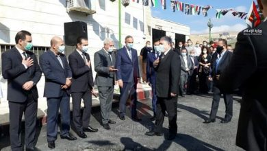 Photo of Opening Al-Tal National Hospital in Damascus countryside (photos)