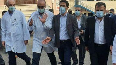 Photo of وزير الصحة يتفقد أعمال تأهيل المشفى الوطني في اللاذقية