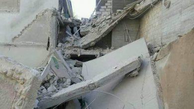 Photo of انهيار بناء في بيت سحم بريف دمشق و انتشال مصابيين
