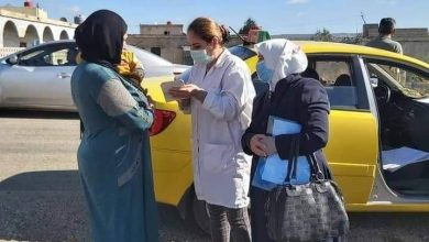 Photo of Mobile medical teams ended their second week of their efforts exerted to vaccinate