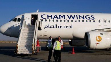 Photo of دمشق تستأنف الرحلات الجوية مع الرياض