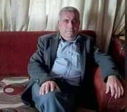 Photo of وفاة مدير الصحة المدرسية في الشيخ بدر بريف طرطوس بعد اصابته بالفيروس