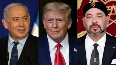 """Photo of ترامب يعلن تطبيع العلاقات بين""""المغرب و الاحتلال الإسرائيلي"""""""