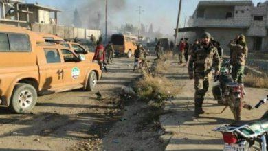 """Photo of سيارة مفخخة تستهدف حاجزا للفصائل """"التركمانية"""" شرق سوريا"""