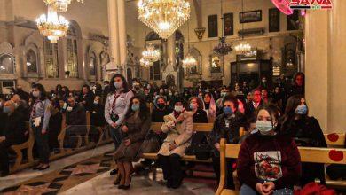 Photo of الطوائف المسيحية تحتفل بعيد الميلاد المجيد: سوريا قاومت الحرب الإرهابية وانتصرت