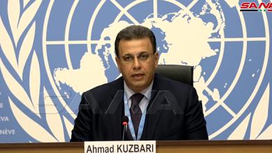Photo of الكزبري: الجولة الرابعة للجنة مناقشة الدستور ناقشت المبادئ الوطنية وعودة اللاجئين
