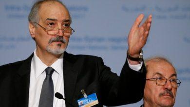 "Photo of الجعفري: سوريا تدين دعم واشنطن لـ""جريمة القرن"""