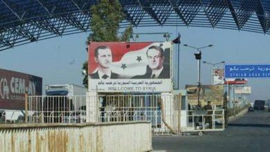 Photo of الأردن يسمح للشاحنات والبرادات السورية بالدخول ترانزيت باتجاه دول الخليج