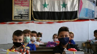 Photo of 6 إصابات بكورونا بين معلمين محافظة حمص
