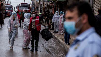 Photo of 136 إصابة جديدة بفيروس كورونا المستجد في سوريا