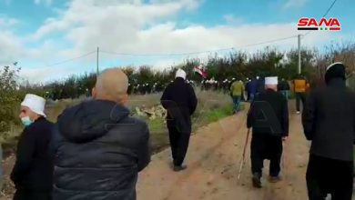 Photo of بدء الإضراب العام في الجولان السوري المحتل والإحتلال الاسرائيلي يعتدي على الأهالي بالرصاص المطاطي والغاز المسيل للدموع