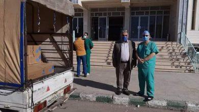 Photo of آل شعلان في الجولان يقدمون مساعدات طبية إلى مشفى صلخد في السويداء