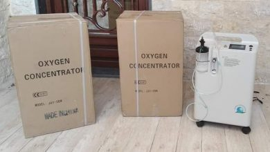 Photo of ثلاث أجهزة مولدة للأوكسجين تبرع للهلال الأحمر في الرحى