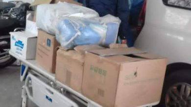 Photo of مساعدات طبية خاصة لمشفى صلخد في محافظة السويداء
