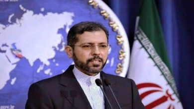 Photo of Khatibzadeh: Iran stands by Syria in its war against terrorism