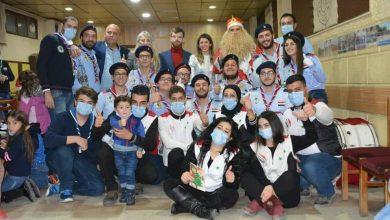 "Photo of ""بصمة شباب سوريا"" وبالتعاون كنيسة الصليب تنقل ""رسائل محبة""  من اطفال روسيا لاطفال سوريا"