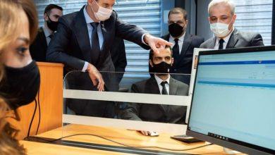Photo of زيارة الرئيس الأسد إلى مركز خدمة المواطن الإلكتروني بدمشق