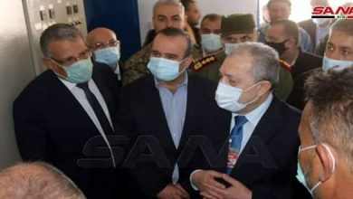 Photo of Prime Minister Arnous launches work at fifth sector irrigation project in al-Quriya area, Deir Ezzor eastern countryside