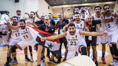 Photo of منتخب السلة السوري يهزم ايران ويُشعل تصفيات التأهل الآسيوية