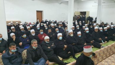 Photo of دعوة إلى إضراب عام في الجولان المحتل غداً احتجاجاً على إقامة الاحتلال مراوح توربينية