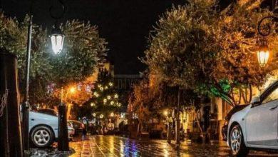 Photo of الفعالية المطرية مستمرة.. دمشق أغزرها