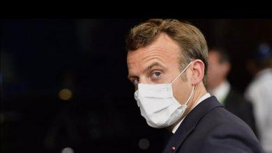 Photo of إصابة الرئيس الفرنسي إيمانويل ماكرون بفيروس كورونا
