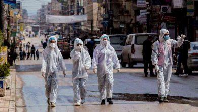 Photo of 105 إصابة جديدة بفيروس كورونا المستجد في سوريا