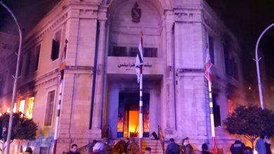 Photo of لبنان…مواجهاتٌ بين القوى الأمنية والمحتجين في طرابلس وإحراق مبنى بلديتها