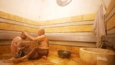 Photo of Al-Jadid ancient bath in Aleppo returns to narrate the city's popular traditions