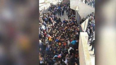 "Photo of بعد فوضى ""ملعب حمص"" .. تعميم رياضي صارم لتنظيم الدخول"