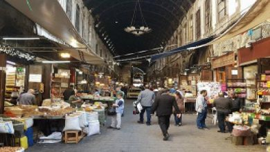 Photo of أسعار المواد الغذائية في دمشق ترتفع بنسبة تصل إلى 33% بعد طرح الـ5000 ل.س الجديدة