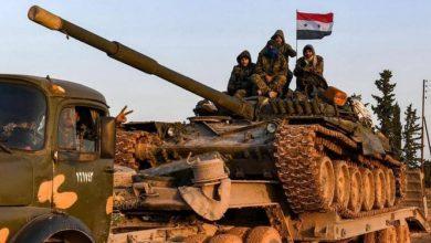 """Photo of """"طفس"""" .. اشتباكات وهجوم مسلح والجيش يطالب بتسليم الاسلحة الثقيلة"""