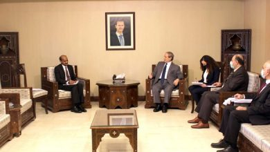Photo of Mikdad expresses Syria's appreciation for India's stances in the fight against terrorism