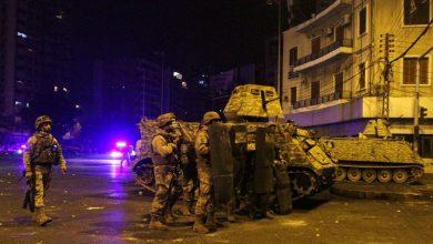 Photo of لبنان.. عودة الهدوء إلى طرابلس بعد ليل طويل من المواجهات