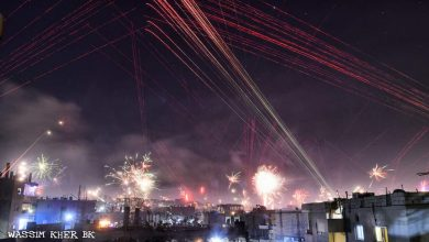 Photo of حصيلة الإصابات بـ «الرصاص العشوائي» احتفالاً برأس السنة في سوريا