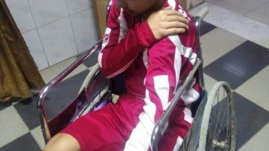 Photo of تعرض لاعب نادي شهبا لخلع كتف خلال مباراة مع نادي حرجلة