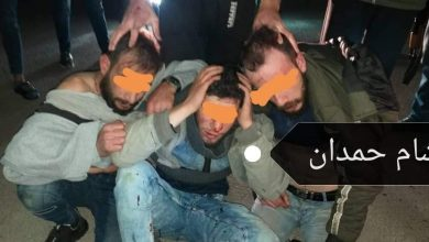 Photo of بالجرم المشهود… القبض على عصابة سرقة كابلات محولة الكهرباء بالسويداء