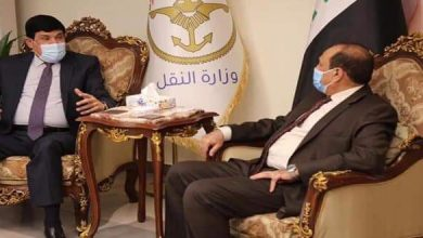 Photo of Syria, Iraq discuss cooperation in domain of transport, railway connectivity