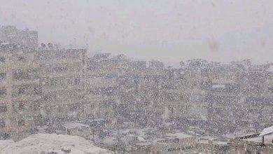 Photo of دمشق وريفها.. الحرارة تحت الصفر بـ 5 درجات..