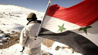 Photo of رجال الجيش العربي السوري من مراصد جبل الشيخ (صور)