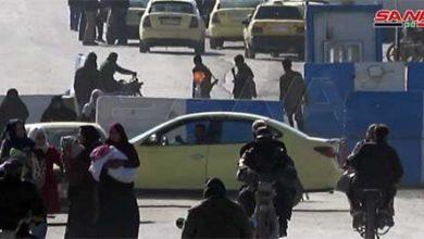 Photo of ميليشيا (قسد) تواصل حصار الأحياء بمركز مدينة الحسكة لليوم 12 على التوالي- صور